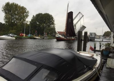 Houseboat room for rent in Amsterdam
